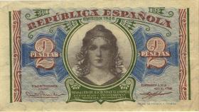 Spanien / Spain P.095 2 Pesetas 1938 (3)