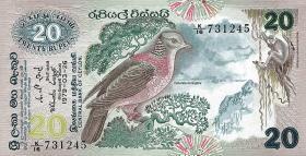 Sri Lanka P.086 20 Rupien 1979 (1)