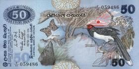 Sri Lanka P.087 50 Rupien 1979 (1)