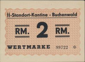 SS Standortkantine Buchenwald 2 RM (1)