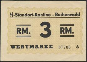 SS Standortkantine Buchenwald 3 RM (2/1)