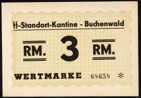 SS Standortkantine Buchenwald 3 RM (1)