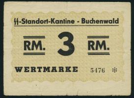 SS Standortkantine Buchenwald 3 RM (3)