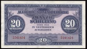 Österreich / Austria P.107 20 Schilling 1944 (1/1-)