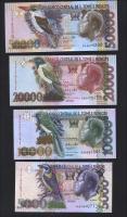 St. Thomas / Saint Thomas and Prince P.65-68d 5.000 - 50.000 Dobras 2013 (1)