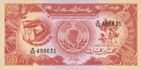 Sudan P.38 50 Piastres 1987 (1)