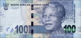Südafrika / South Africa P.136 100 Rand (2012) (1)