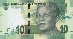 Südafrika / South Africa P.133 10 Rand (2012) (1)