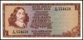 Südafrika / South Africa P.115a 1 Rand (1973) (1)