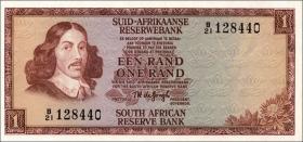 Südafrika / South Africa P.116a 1 Rand (1973-75) (1)