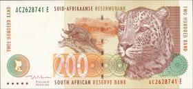 Südafrika / South Africa P.127b 200 Rand (1999) (1)