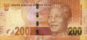 Südafrika / South Africa P.142a 200 Rand (2013) (1)