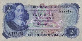 Südafrika / South Africa P.117a 2 Rand (1974-76) (1)