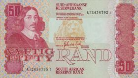 Südafrika / South Africa P.122a 50 Rand (1984) (1)
