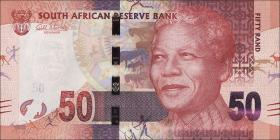 Südafrika / South Africa P.135 50 Rand (2012) (1)