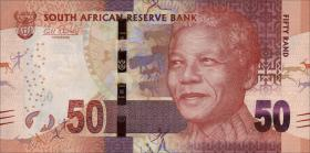 Südafrika / South Africa P.140a 50 Rand (2013) (1)
