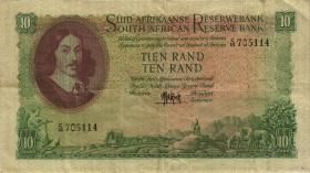 Südafrika / South Africa P.107a 10 Rand (1961) (Afrikaans) (3)