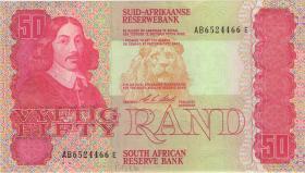 Südafrika / South Africa P.122b 50 Rand (1990) (1/1-)