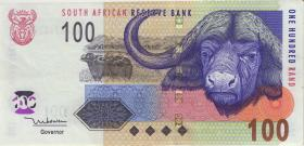 Südafrika / South Africa P.131a 100 Rand (2005) (2)