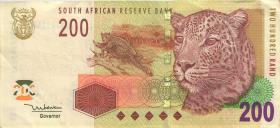 Südafrika / South Africa P.132a 200 Rand (2005) (3)