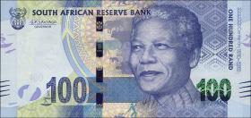 Südafrika / South Africa P.neu 100 Rand 2018 Gedenkbanknote (1)