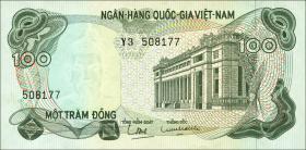 Südvietnam / Viet Nam South P.026 100 Dong (1970) (1)