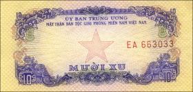 Südvietnam / Viet Nam South P.R01 10 Xu (1963) (1)