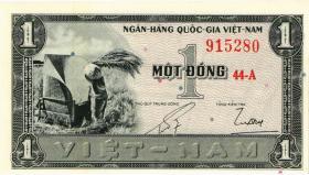 Südvietnam / Viet Nam South P.011 1 Dong (1955) (1)