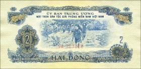 Südvietnam / Viet Nam South P.R05 2 Dong (1963) (1)