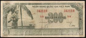 Südvietnam / Viet Nam South P.014 200 Dong (1955) (4)