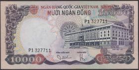 Südvietnam / Viet Nam South P.36a 10.000 Dong (1975) (1)