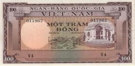 Südvietnam / Viet Nam South P.18 100 Dong (1966) (2)