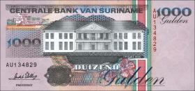 Surinam / Suriname P.141a 1.00 Gulden 1993 (1)