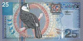 Surinam / Suriname P.148 25 Gulden 2000 (1)
