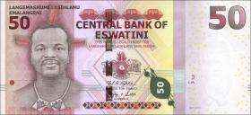 Swasiland / Swaziland 50 Emalangeni 2018 (2020) (1)