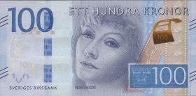 Schweden / Sweden P.neu 100 Kronen (2016) (1)