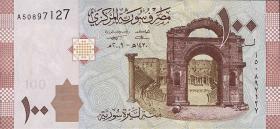 Syrien / Syria P.113 100 Pounds 2009 (1)