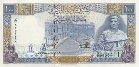Syrien / Syria P.108 100 Pounds 1998 (1)