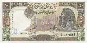 Syrien / Syria P.107 50 Pounds 1998 (1)