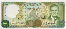 Syrien / Syria P.111b 1000 Pounds 1997 (1)