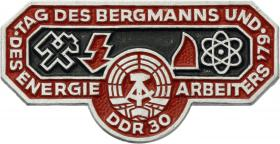 Tag des Bergmanns und des Energiearbeiters 1979