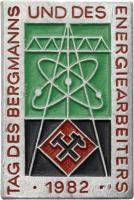 Tag des Bergmanns und des Energiearbeiters 1982
