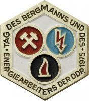 Tag des Bergmanns und des Energiearbeiters der DDR 1975