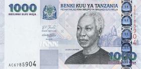 Tansania / Tanzania P.36a 1000 Schilling (2003) Nyerere