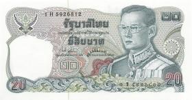 Thailand P.088 20 Baht (1980) (1)