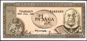 Tonga P.18c 1/2 Pa´anga 1981-83 (1)