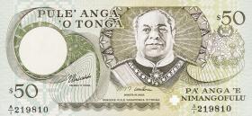 Tonga P.36 50 Pa´anga (1995) (1)