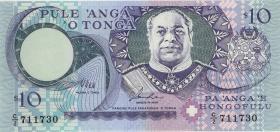 Tonga P.34a 10 Pa´anga (1995) (1)