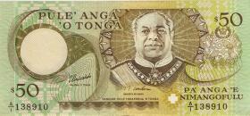 Tonga P.36 50 Pa´anga (1995) (2)