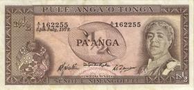 Tonga P.13d 1/2 Pa`anga 1972 (3)